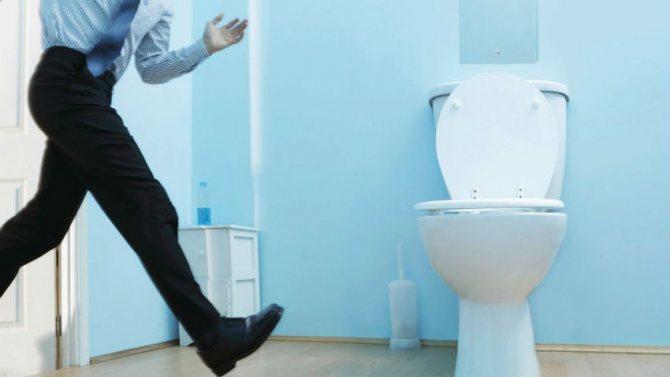 Если увеличилась частота позывов в туалет, это может быть связано с серьезными заболеваниями, поэтому нужно обратиться к врачу