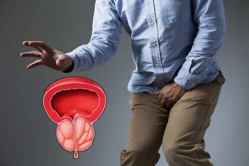 Основной симптом – частые мочеиспускания
